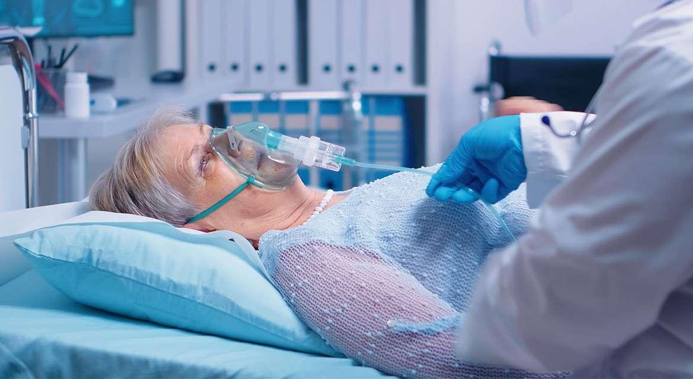Evde Oksijen ve Buhar Tedavisi